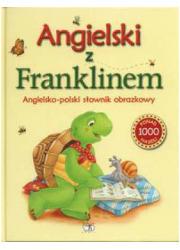Angielski z Franklinem. Angielsko-polski - okładka podręcznika