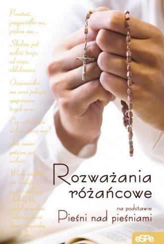 Rozważania różańcowe na podstawie - okładka książki