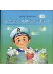 Tomcio marynarzem - okładka książki