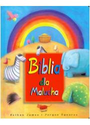 Biblia dla Malucha - okładka książki