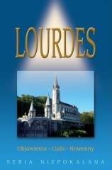 Lourdes. Objawienia. Cuda. Nowenny - okładka książki