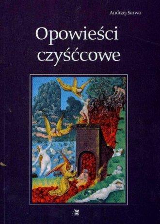 Opowieści czyścowe - okładka książki