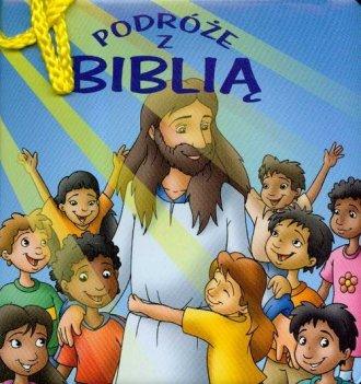 Podróże z Biblią - okładka książki