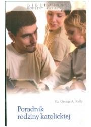 Poradnik rodziny katolickiej - okładka książki