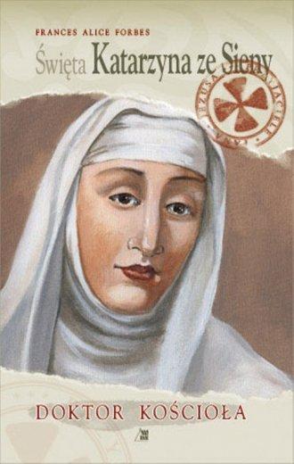 Święta Katarzyna ze Sieny - okładka książki
