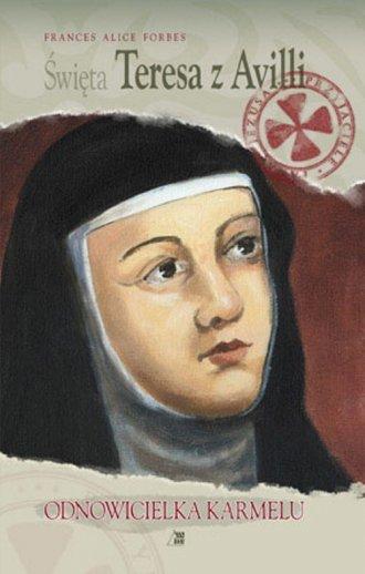 Święta Teresa z Avilli - okładka książki