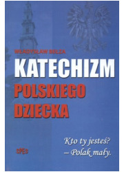 Katechizm polskiego dziecka - okładka książki