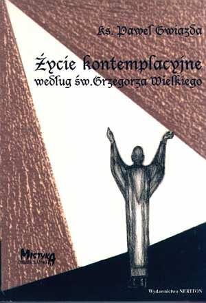 Życie kontemplacyjne według św. - okładka książki