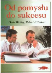 Od pomysłu do sukcesu - okładka książki