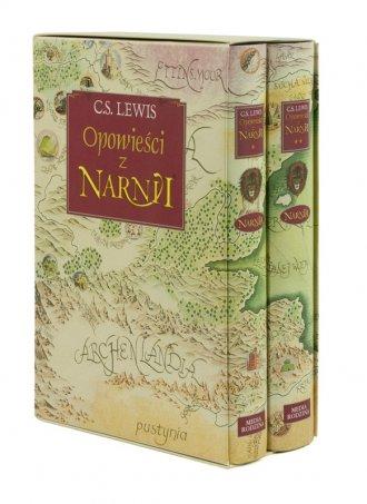 Opowieści z Narnii. Komplet - okładka książki