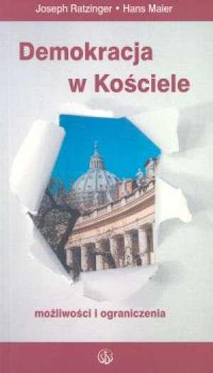 Demokracja w Kościele. Możliwości - okładka książki