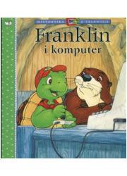Franklin i komputer - okładka książki