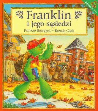 Franklin i jego sąsiedzi - okładka książki