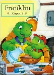 Franklin. Księga 1 - okładka książki