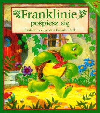 Franklinie, pośpiesz się - okładka książki